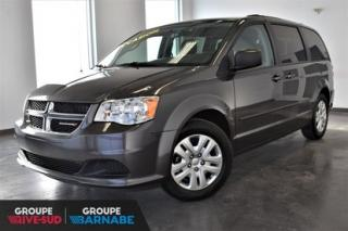Used 2017 Dodge Grand Caravan Stow N Go Stow&go for sale in Brossard, QC