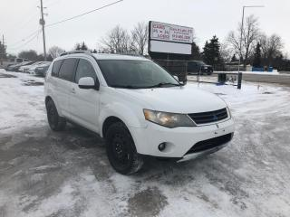 Used 2007 Mitsubishi Outlander XLS for sale in Komoka, ON