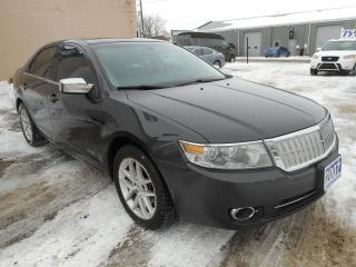Used 2007 Lincoln MKZ Certified w/ 6 Month Warranty for sale in Brantford, ON