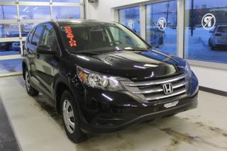 Used 2014 Honda CR-V LX 2RM *SIÈGES CHAUFFANTS AVANT* for sale in Lévis, QC