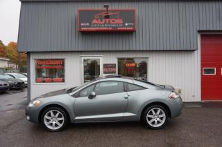 Used 2007 Mitsubishi Eclipse Gt V-6 3.8l 6 Vit for sale in Lévis, QC