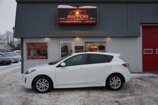 Used 2013 Mazda MAZDA3 Gs-Sky 6 Vit for sale in Lévis, QC