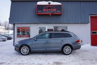 Used 2014 Volkswagen Golf 2.0 Tdi Wolfsburg for sale in Lévis, QC