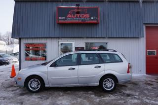 Used 2005 Ford Focus SES for sale in Lévis, QC