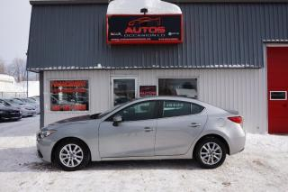 Used 2015 Mazda MAZDA3 Gs Sky T.équipé Mags for sale in Lévis, QC