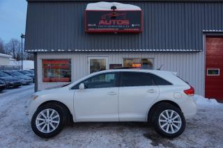 Used 2010 Toyota Venza Awd 2.7l Cuir Toit 8 for sale in Lévis, QC