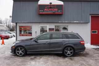 Used 2011 Mercedes-Benz E-Class E350 Awd Cuir Toit for sale in Lévis, QC