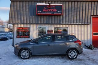 Used 2013 Ford Focus Titanium Aut for sale in Lévis, QC