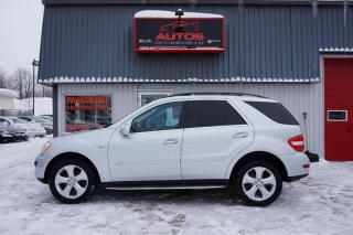 Used 2010 Mercedes-Benz ML-Class AWD for sale in Lévis, QC