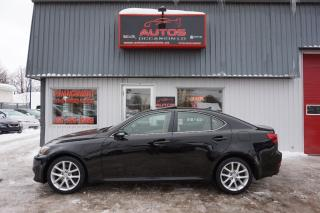 Used 2011 Lexus IS 350 Awd Cuir Toit Gps for sale in Lévis, QC
