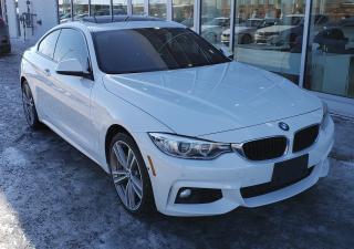 Used 2016 BMW 435i Xdrive Low Mileage for sale in Dorval, QC