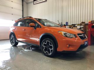 Used 2014 Subaru XV Crosstrek 2.0i w/Sport Pkg for sale in Tillsonburg, ON