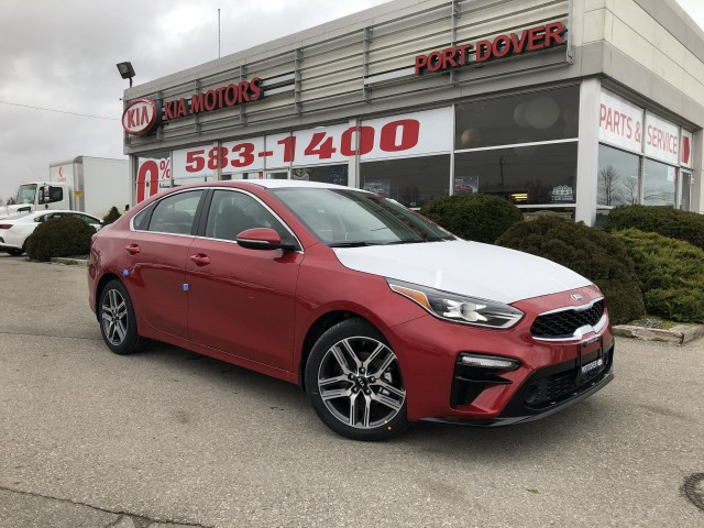 2019 Kia Forte EX Limited | Navigation | Htd & Cooled Seats