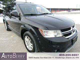 Used 2013 Dodge Journey SXT - 3.6L - 5 PASSENGER for sale in Woodbridge, ON