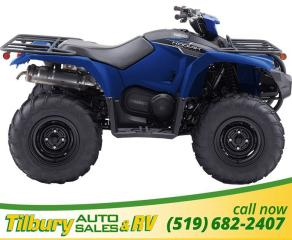 New 2019 Yamaha KODIAK 450 EPS 421 cc, fuel-injected, single-cylinder engine for sale in Tilbury, ON