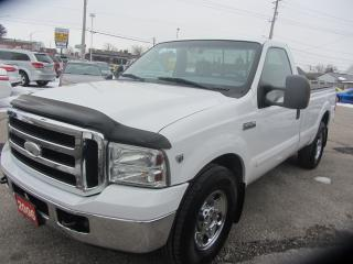 Used 2006 Ford F-250 XLT for sale in Hamilton, ON