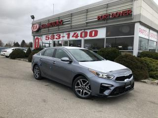 New 2019 Kia Forte EX Premium| Htd Seats | Smart Cruise Ctrl for sale in Port Dover, ON