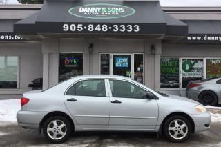 Used 2005 Toyota Corolla for sale in Mississauga, ON