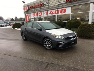New 2019 Kia Forte EX Premium | Htd Seats | Smart Cruise Ctrl for sale in Port Dover, ON