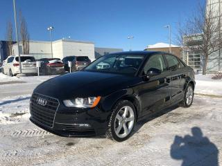 Used 2016 Audi A3 2.0T Komfort for sale in Edmonton, AB