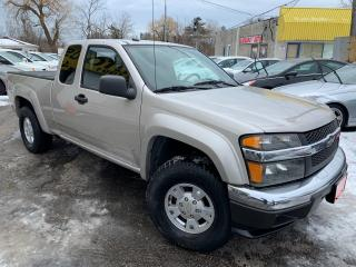 Used 2008 Chevrolet Colorado LS/ AUTO/ 4x4/ POWER GROUP/ ALLOYS! for sale in Scarborough, ON