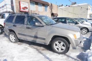 Used 2005 Jeep Grand Cherokee 4dr LAREDO for sale in Mascouche, QC
