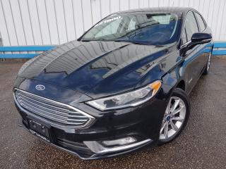 Used 2017 Ford Fusion HYBRID *LEATHER* for sale in Kitchener, ON