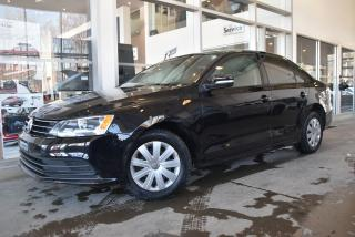 Used 2015 Volkswagen Jetta Trendline+ + A/c Gr for sale in St-Jérôme, QC