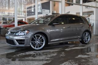 Used 2017 Volkswagen Golf R Tech. Aide-Cond Gps for sale in St-Jérôme, QC