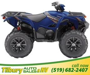 New 2019 Yamaha GRIZZLY EPS SE New 27-inch SE tire package for sale in Tilbury, ON