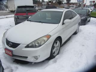 Used 2006 Toyota Camry Solara SLE for sale in Hamilton, ON