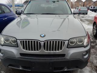 Used 2007 BMW X3 3.0Si for sale in Oshawa, ON
