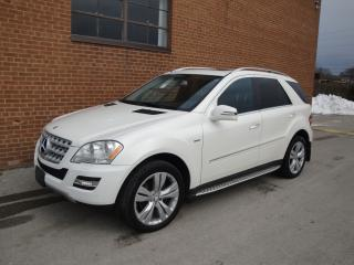 Used 2011 Mercedes-Benz ML-Class ML 350 BlueTEC for sale in Oakville, ON