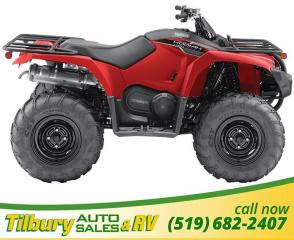 New 2019 Yamaha KODIAK 450 421 cc, fuel-injected, single-cylinder for sale in Tilbury, ON