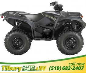 New 2019 Yamaha GRIZZLY EPS New potent 700-Class engine for sale in Tilbury, ON