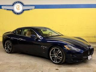 Used 2008 Maserati GranTurismo Clean CarFax - No Claims for sale in Vaughan, ON