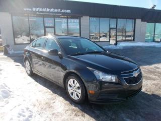 Used 2013 Chevrolet Cruze LT TURBO **TOIT OUVRANT** for sale in St-Hubert, QC