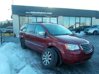 Used 2010 Chrysler Town & Country TOURING **TV/DVD + 8 PNEUS** for sale in St-Hubert, QC
