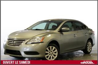 Used 2014 Nissan Sentra 1.8 S - A/c for sale in Ile-des-Soeurs, QC
