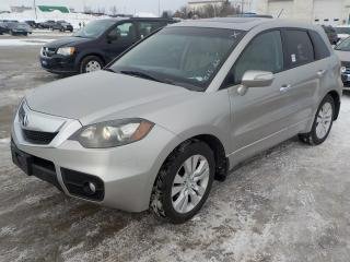 Used 2010 Acura RDX SH for sale in Innisfil, ON