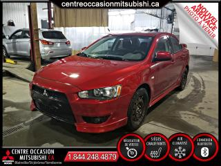 Used 2009 Mitsubishi Lancer GTS 2.4L SIEGES-CHAUFFANTS + BLUETOOTH for sale in Blainville, QC