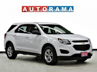 Used 2016 Chevrolet Equinox LS AWD BACK UP CAMERA for sale in Toronto, ON