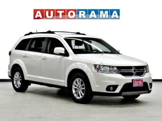 Used 2015 Dodge Journey SXT 7 PASSENGER BLUETOOTH for sale in Toronto, ON