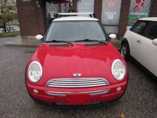 Used 2004 MINI Cooper Classic for sale in Mississauga, ON