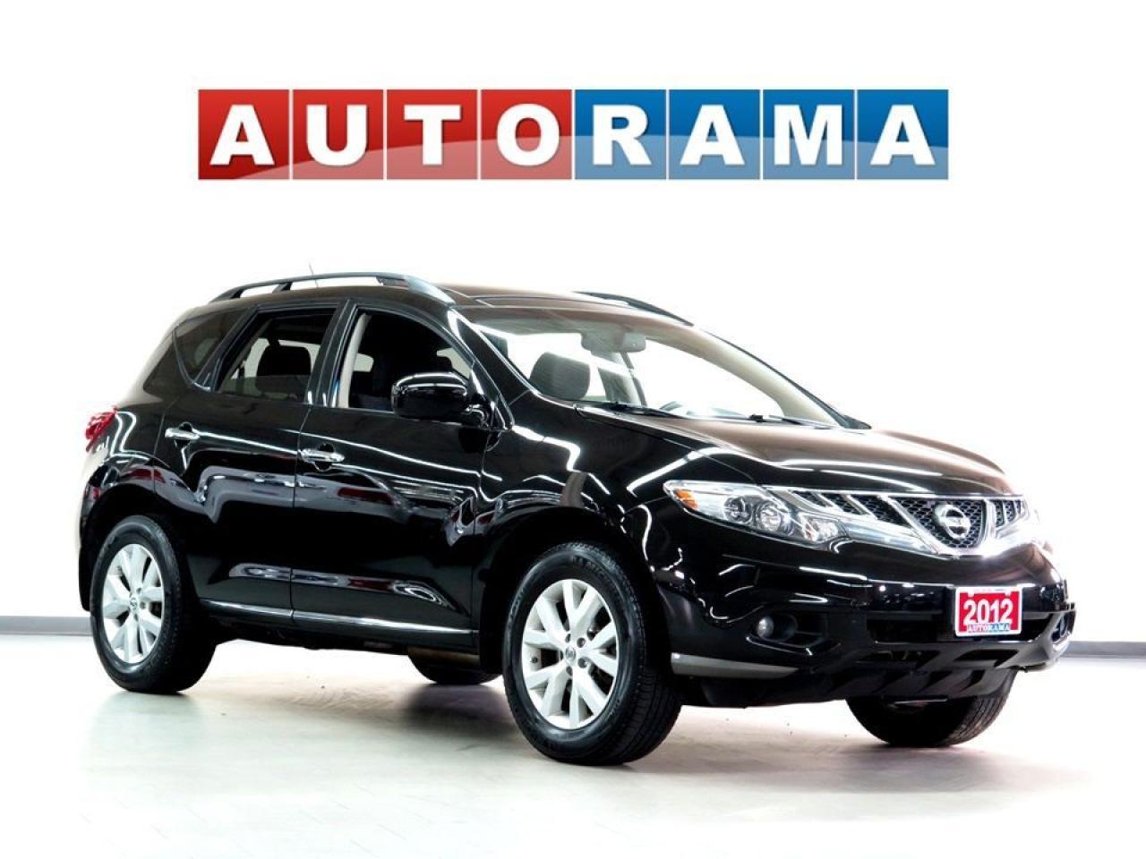 2012 Nissan Murano PANORAMIC SUNROOF AWD BACK UP CAMERA