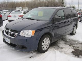 Used 2017 Dodge Grand Caravan SXT for sale in Thunder Bay, ON
