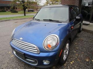 Used 2012 MINI Cooper Classic for sale in Mississauga, ON