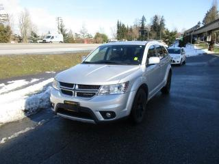 Used 2011 Dodge Journey R/T for sale in Surrey, BC