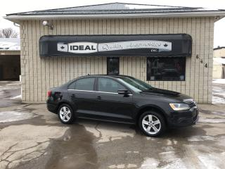 Used 2011 Volkswagen Jetta comfortline for sale in Mount Brydges, ON