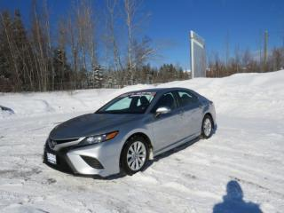 Used 2018 Toyota Camry SE for sale in Fredericton, NB